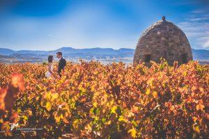 Postboda en Otoño|Cristina y Gerardo|Fotografo Boda La Rioja