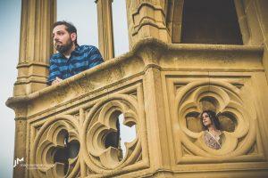 Reportaje de Preboda en Olite|Rebeca y Juan