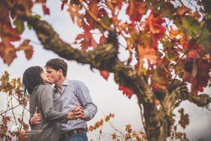 Reportaje de Preboda entre viñas|Laura y Matthieu|Fotógrafo Boda La Rioja