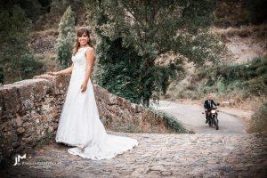 Reportaje de Postboda Arnedillo | Nuria e Israel | Fotógrafo Bodas
