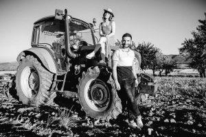 Reportaje de Preboda en el campo riojano|Leticia y Roberto
